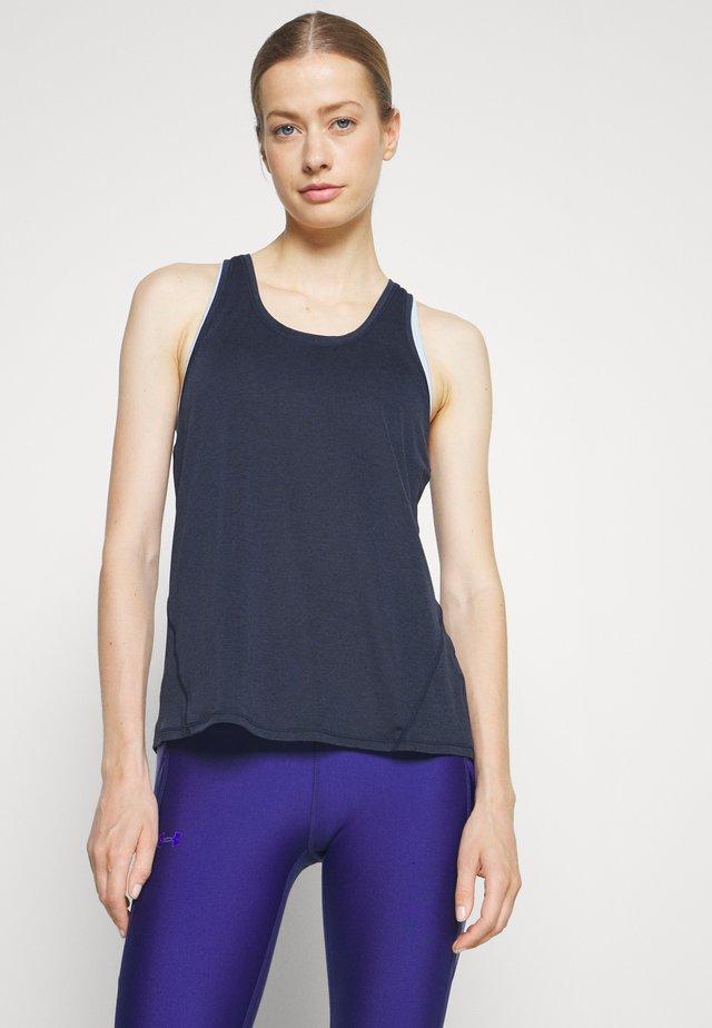 ENERGISE WORKOUT - Sports shirt - navy blue