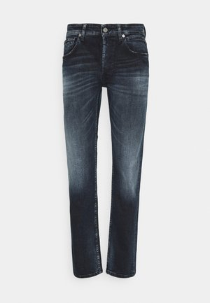 GROVER BIO - Straight leg jeans - dark blue
