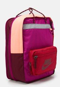 Nike Sportswear - TANJUN UNISEX - Tagesrucksack - cactus flower/cardinal red/dark beetroot - 4