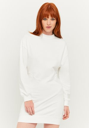 MISSING TITLE - Etui-jurk - white