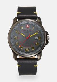 Swiss Military Hanowa - SWISS GRENADIER - Watch - black - 0