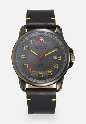 SWISS GRENADIER - Watch - black