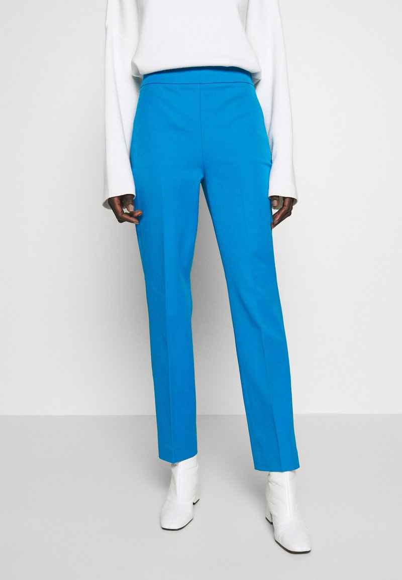 J.CREW TALL - GEORGIE PANT - Stoffhose - prussian blue
