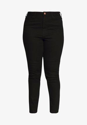 JRONENOVINA - Jeans Skinny Fit - black denim