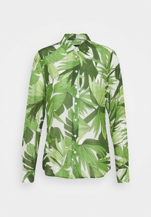 PALM BREEZE - Blouse - foliage green