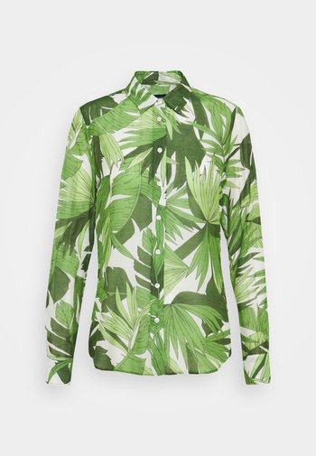 PALM BREEZE - Blůza - foliage green
