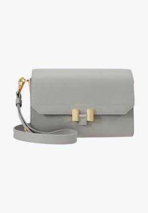 LILIA TABLET MINI - Across body bag - grey