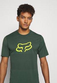 Fox Racing - RANGER FOXHEAD  - Triko spotiskem - green - 3