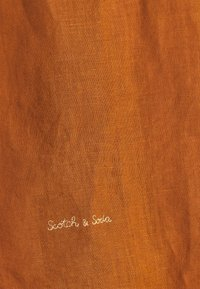 Scotch & Soda - CLASSIC SHORT - Košile - tobacco - 5