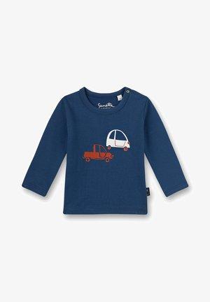 LITTLE CAR  - Longsleeve - blau
