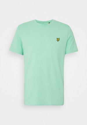 PLAIN - T-shirt - bas - sea mint