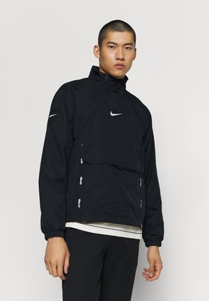 AIR - Windbreaker - black/white
