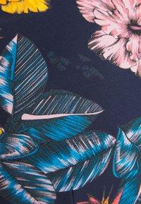 O'Neill - SOARA MAOI FIX SET - Bikini - blue/yellow - 8