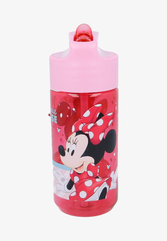 Disney Minnie Mouse 430ml - Drink bottle - rot