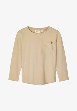 Long sleeved top - humus
