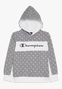 Champion - CHAMPION X ZALANDO HOODED - Hoodie - white - 0