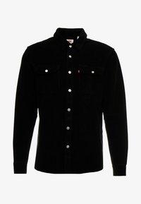 Levi's® - JACKSON WORKER - Camicia - mineral black - 3