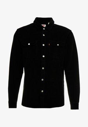 JACKSON WORKER - Shirt - mineral black