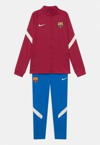 Nike Performance - FC BARCELONA SET UNISEX - Club wear - noble red/soar/pale ivory - 0