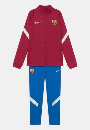 FC BARCELONA SET UNISEX - Club wear - noble red/soar/pale ivory