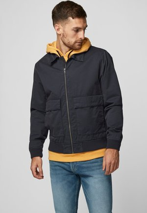 Summer jacket - dark navy