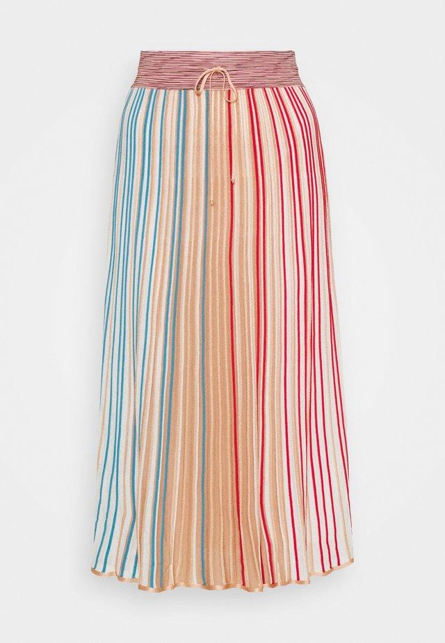 GONNA - A-snit nederdel/ A-formede nederdele - multi-coloured