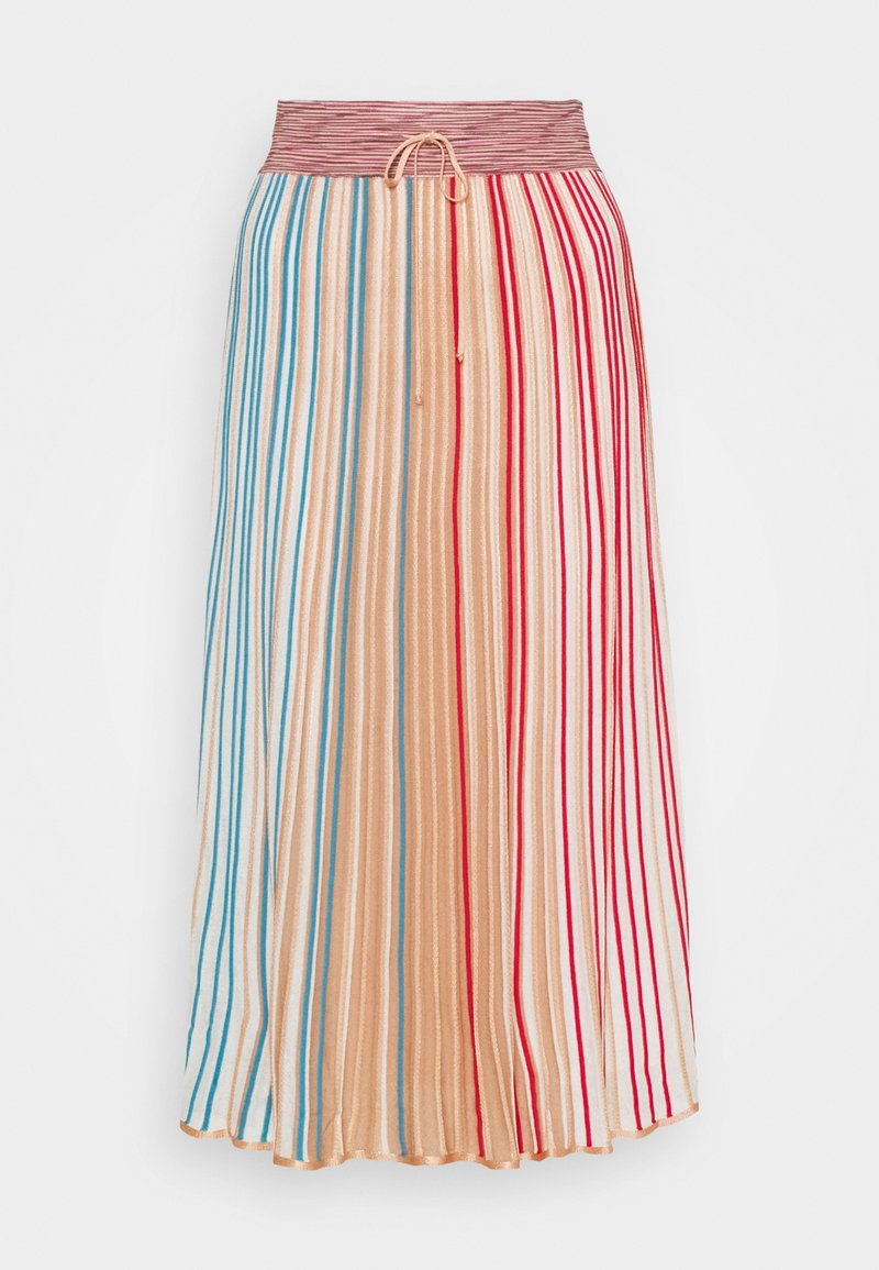 M Missoni - GONNA - A-line skirt - multi-coloured