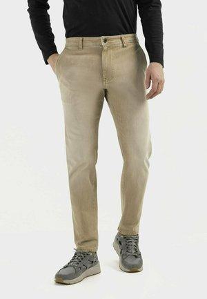 Slim fit jeans - wood