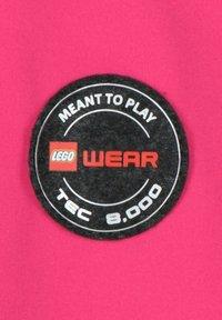 LEGO Wear - SKY UNISEX - Soft shell jacket - pink - 3