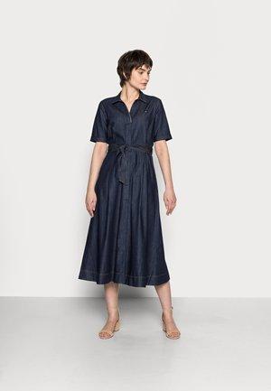 DENIM DRESS CHRISSY - Denim dress - denim