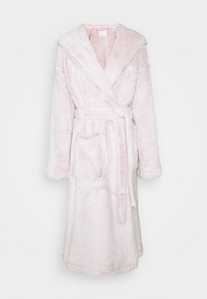 TRIM LONG WRAP - Dressing gown - pink mix