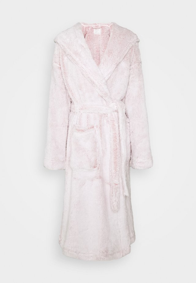 TRIM LONG WRAP - Peignoir - pink mix