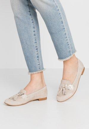CIAO - Nazouvací boty - sasso/oro