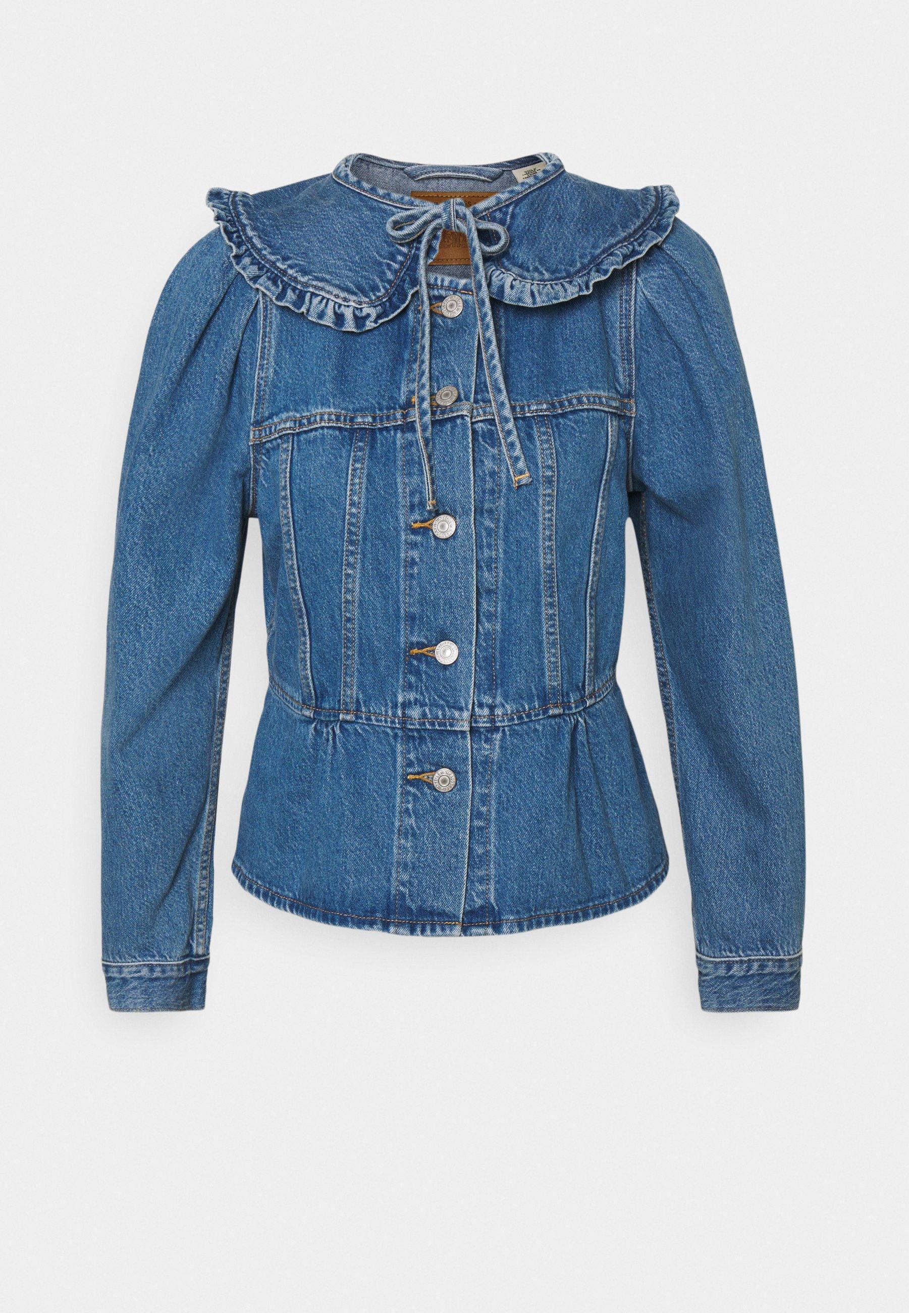 Women PRAIRIE TRUCKER - Denim jacket