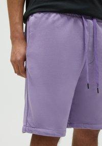 PULL&BEAR - Shorts - purple - 4