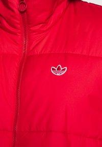 adidas Originals - PUFFER WINTER MIDWEIGHT JACKET - Light jacket - scarlet - 5
