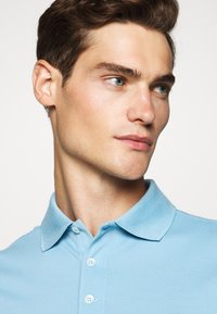 Polo Ralph Lauren - SLIM FIT MODEL - Polo - powder blue - 4