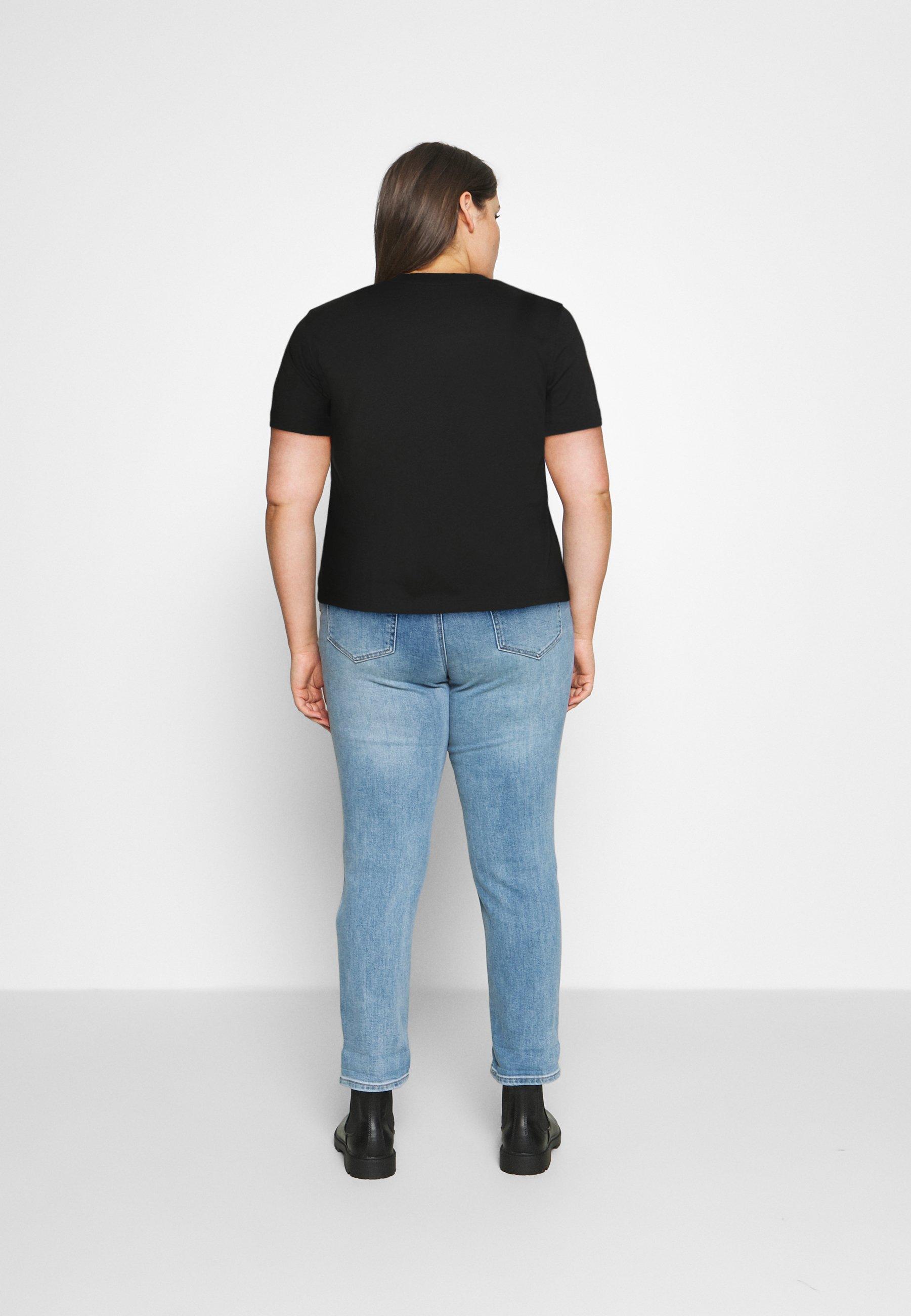 Women SHINE BADGE TEE - Basic T-shirt