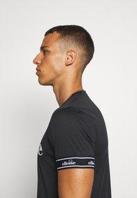 Ellesse - ALENTE - Print T-shirt - black - 3