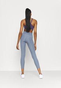 Nike Performance - FASTER 7/8 - Leggings - ashen slate/gunsmoke - 2