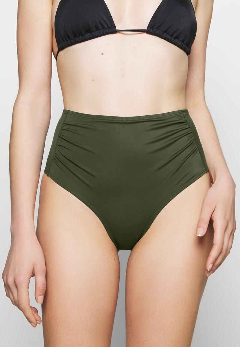 Hunkemöller - LUXE RIO - Bikinibroekje - khaki