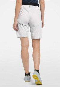 Haglöfs - L.I.M FUSE SHORTS - Outdoor shorts - stone grey - 1