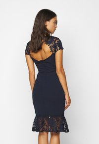 SISTA GLAM PETITE - JANNER - Cocktail dress / Party dress - navy - 3