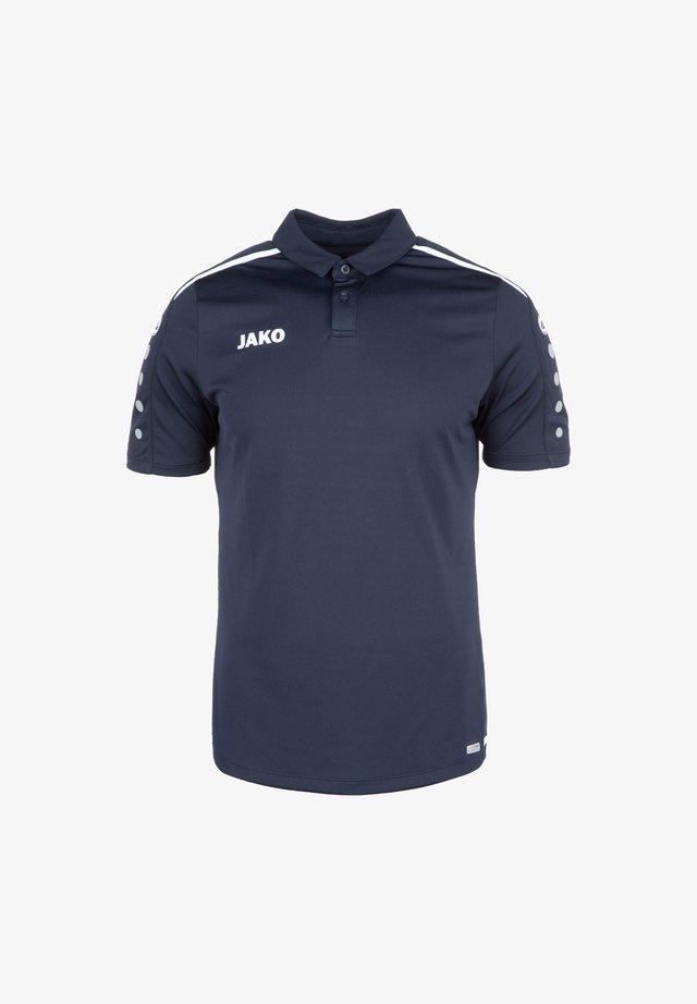 STRIKER  - Sportshirt - dark navy / white