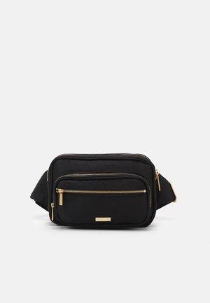 LOGO BAND FANCY - Bum bag - black