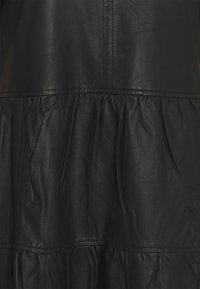 Culture - ALINA DRESS - Day dress - black - 2