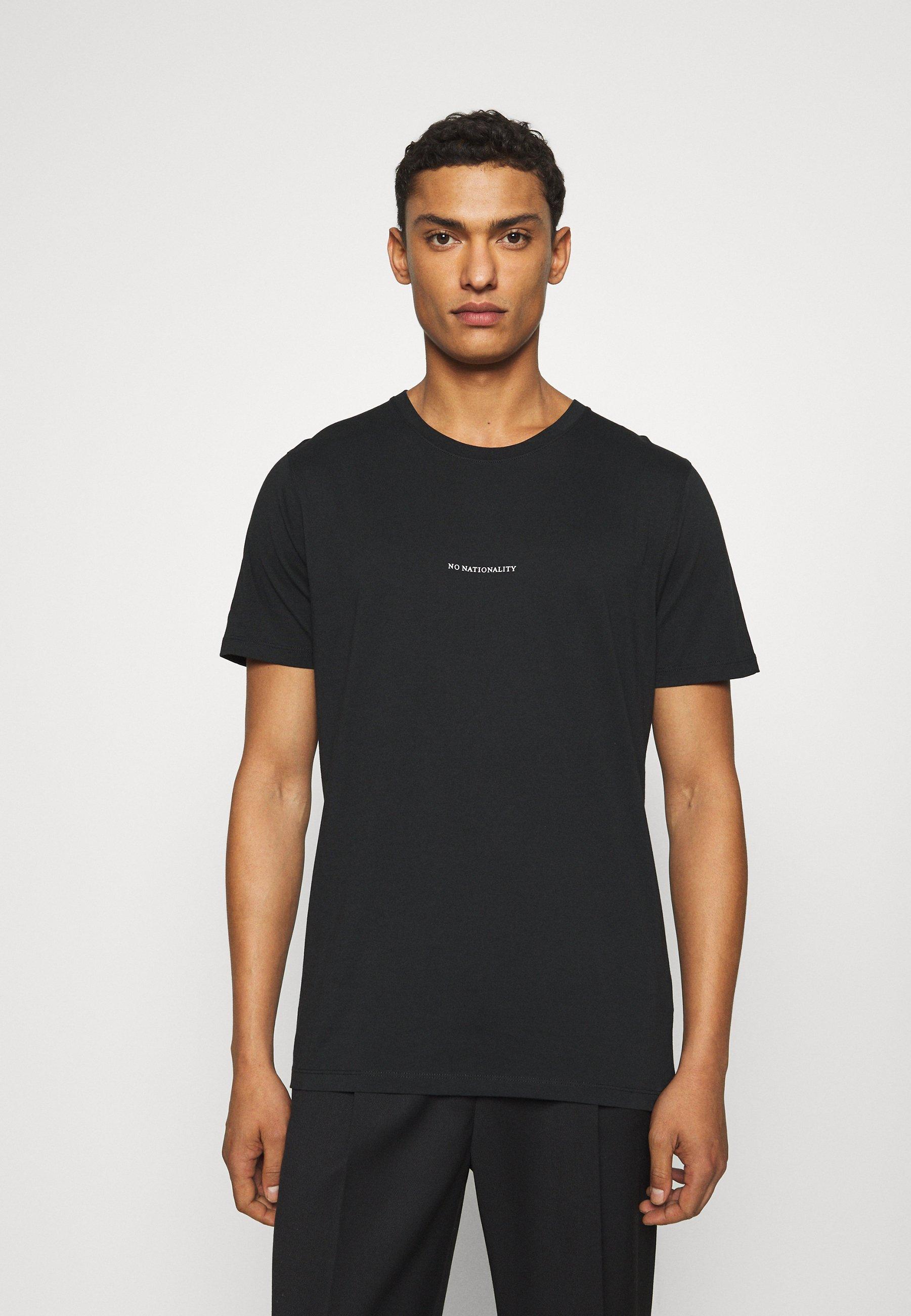Herren ETHAN PRINT TEE - T-Shirt print