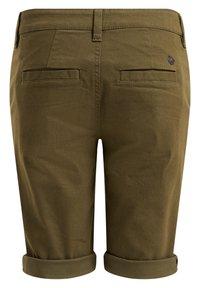 WE Fashion - Shorts - moss green - 1