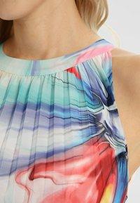 Apart - Robe longue - mint-multicolor - 4