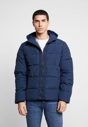 RICH ASPEN PUFFER - Winter jacket - blue